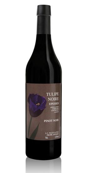 tulipe noire vin