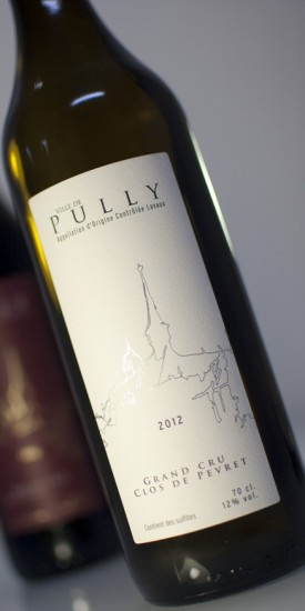 Clos de Pévret Grand cru Pully